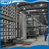 Water Treatment Plant with Reverse Osmosis Membrane for Municipal Water 5000-10000T/D