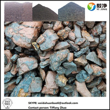 Sale ISO Manganese Green sand, manganese ore for Heavy Metal removal
