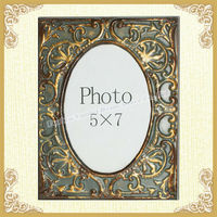 YunFei Hot Saling Antique Metal Desktop Frame Photo