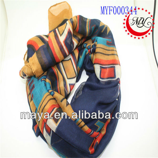 2013 new design scarf fashion wholesale scarf