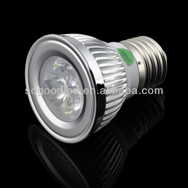Newest more stable led mini spot light with pole