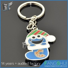 Fast delivery live animal keychain with cheap selling