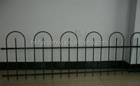 factory hot dip galvanized steel wire fence panel
