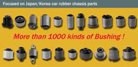 Factory Supply Auto Rubber Control Arm Bushing/Stabilizer Bushing For Niss OE 54560-01J00