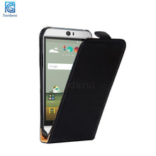 Ultra Slim Leather Flip Case for HTC Butterfly 3 Mobie Cover