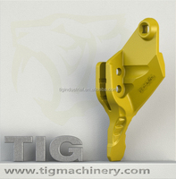 Mini digger Spare Parts Part Number Side Cutter 332/C4389 for excavator, loader buckets