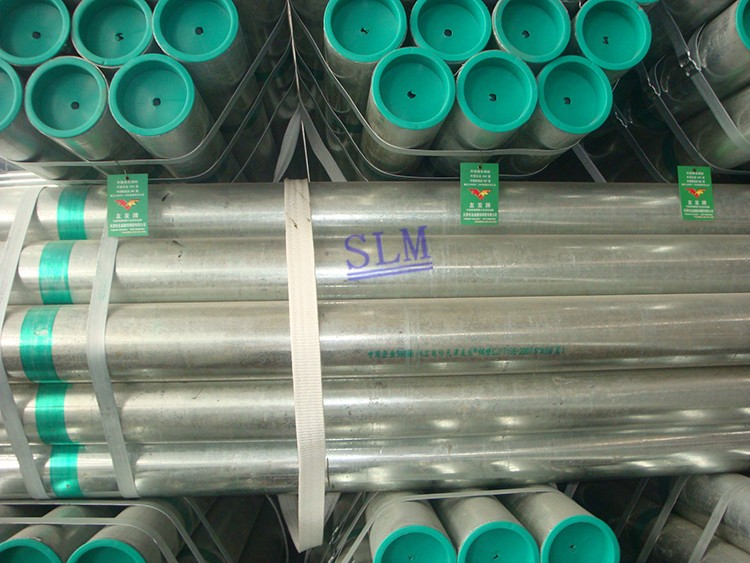 Hot new products for 201 ASTM A179 Standard length of galvanized pipe
