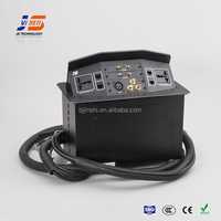 Pop up VGA RJ45 connection box manufacture