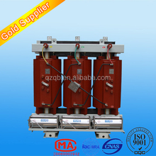 SCB10 three phase distribution transformer high voltage step down transformer From China Factory