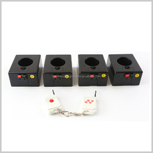 Factory NEW item on sale 4 cues wireless remote control indoor fountains fireworks firing system