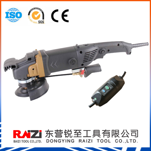 hand held polishing machine for marble ,granite ,engineered stone