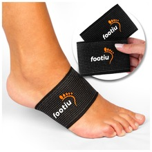 Plantar Fasciitis Foot Compression Copper Infused Arch Support Sleeve Brace