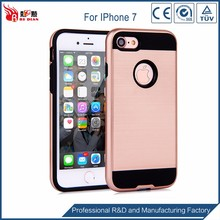 Standard Quality Celulares Accesorios Hard Shell Mobile Phone Casing for iPhone 7