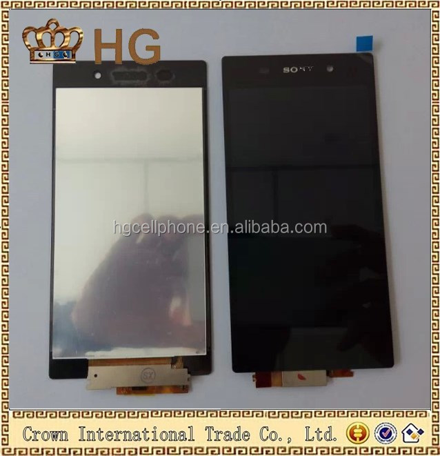 For Sony Xperia Z2 L50w D6503 D6502 D6543 Lcd Digitizer Complete Touch Screen 5.20 Inches