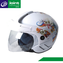 Cute Open Face Children Helmet Motorcycle Low Price Kids Plastic Motorcycle Helmet