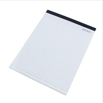 Custom notepad with logo custom printing note pad