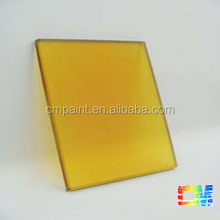 anti corrosion waterborne transparent permanent glass paint