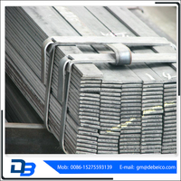 HOT SALE ! Dip Galvanized High Strength Structure Steel Flat Bar Q235 Q345 galvanized flat steel for construction in low price