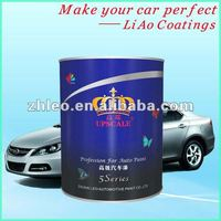 Car Refinish Acrylic Oil Based Paint Colors
