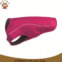 Durable dog winter coats