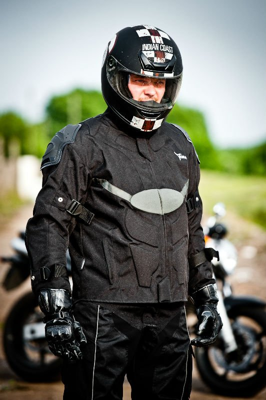MOTORCYCLE JACKET CORDURA FROM EUROPE