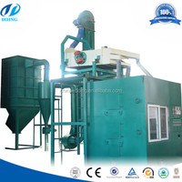 PP, PET bottle, PVC, ABS mixed plastic shredder, separator