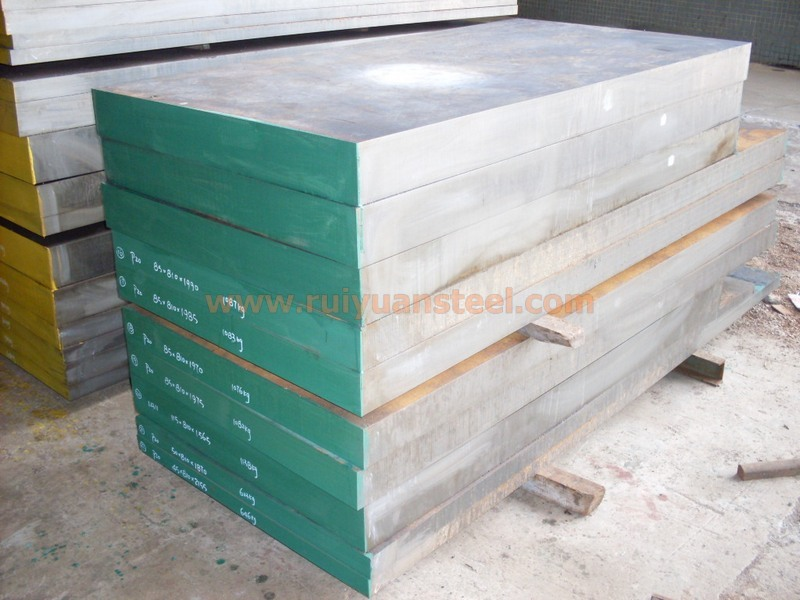 high quality hot rolled tool steel din.12311 plastic mould steel plate
