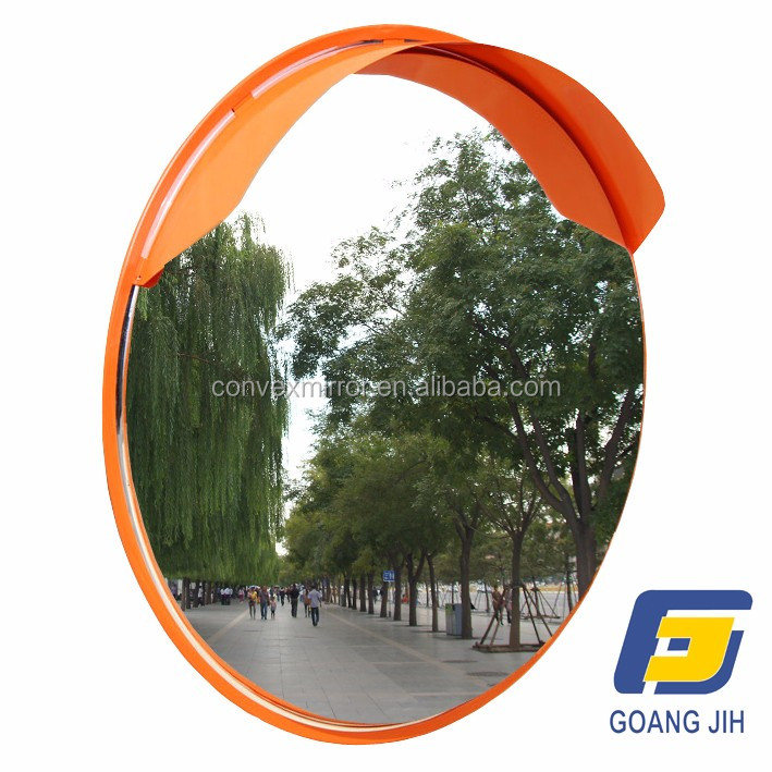 80CM PC OUTDOOR ROAD SAFETY CONVEX MIRROR
