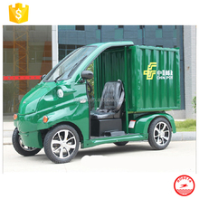 easy operating street utility eec l6e electric car with cargo