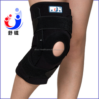China Manufacturer knee protect Neoprene and Nylon Knee Support Brace(HK-09E)