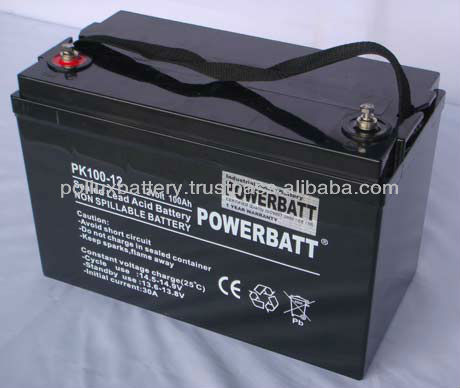UPS Battery 12Volt 100Ah for UPS Backup System