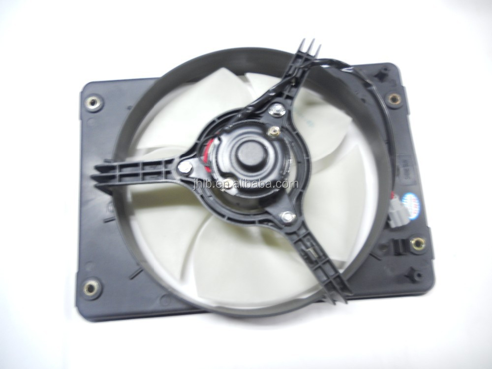Auto Spare Parts Condenser Fan Old Style
