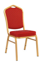 Banquet stacking conference chairs
