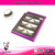 charming styles private label 3D False Eyelashes mink hair Strip Eyelash Extension