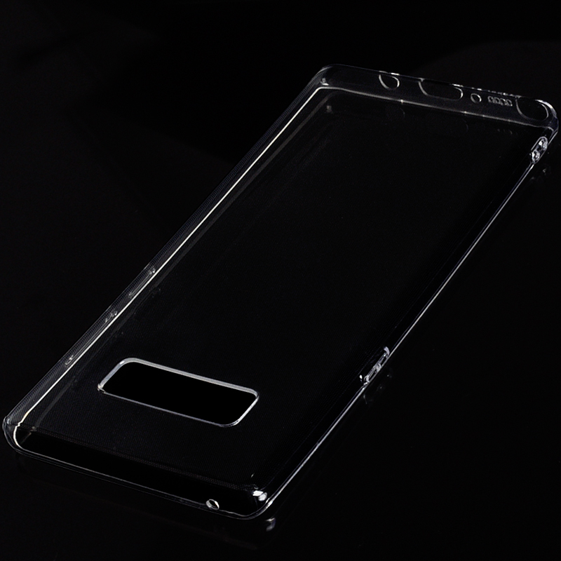 DFIFAN new arrival clear transparent tpu case for samsung galaxy note 8 ,soft mobile case cover for galaxy note 8