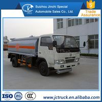 2017 Hot and perfect 4x2 Dongfeng oil tanker truck used oil tanker for sale