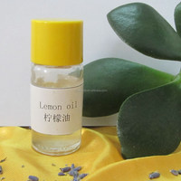 lemon oil essential oil 100% Pure Lemon Oil