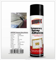 AEROPAK Fabric Strong Adhesiveness Super Spray Glue spray adhesive glue