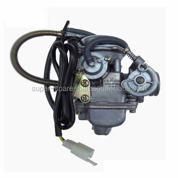 PD24j motorcycle scooter keihin gy6 150 cc carburetor