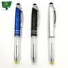 Get A Coupon Cheap 3 In 1 Metal Custom Logo Light Pen