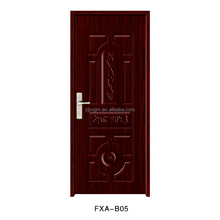 Factory Drict Sale Wholesale Price plain steel door(fxa-b05)