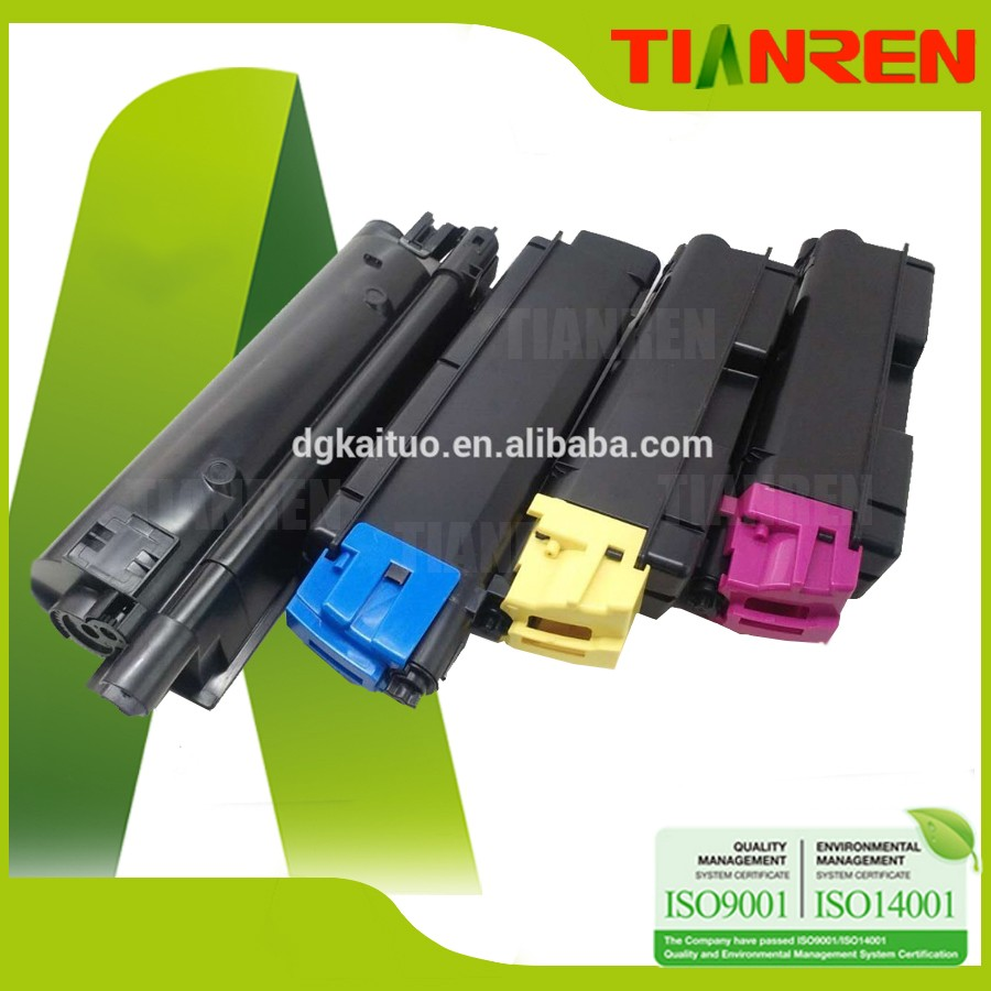 New premium compatible tk580 TK590 580 tk582 582 tk584 tk586 toner for kyocera FSC-5150 FS-C5250 cartridge tonner