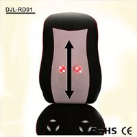 electric car seat back cushions with massage function
