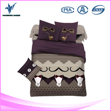 Leisure Cheap New Style High Performance 3D Bedding Set