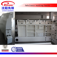 Toyota hiace ambulance conversion cabinets