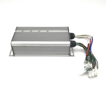 60v 3000w dc brushless motor controller for different types of electric motorcycle