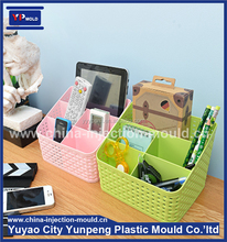 plastic injection mold / mould for jewelry cosmetics large storage box / case