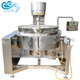 big capacity commercial gas automatic food making machine vegetables sauce cooking mixer machine for catering company