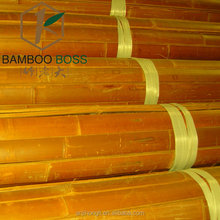Carbonized Split moso Bamboo slats bamboo strips Bamboo Batten coffee split bamboo slats