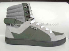 2012 Fashion High neck Sneaker Skate Shoes For Man
